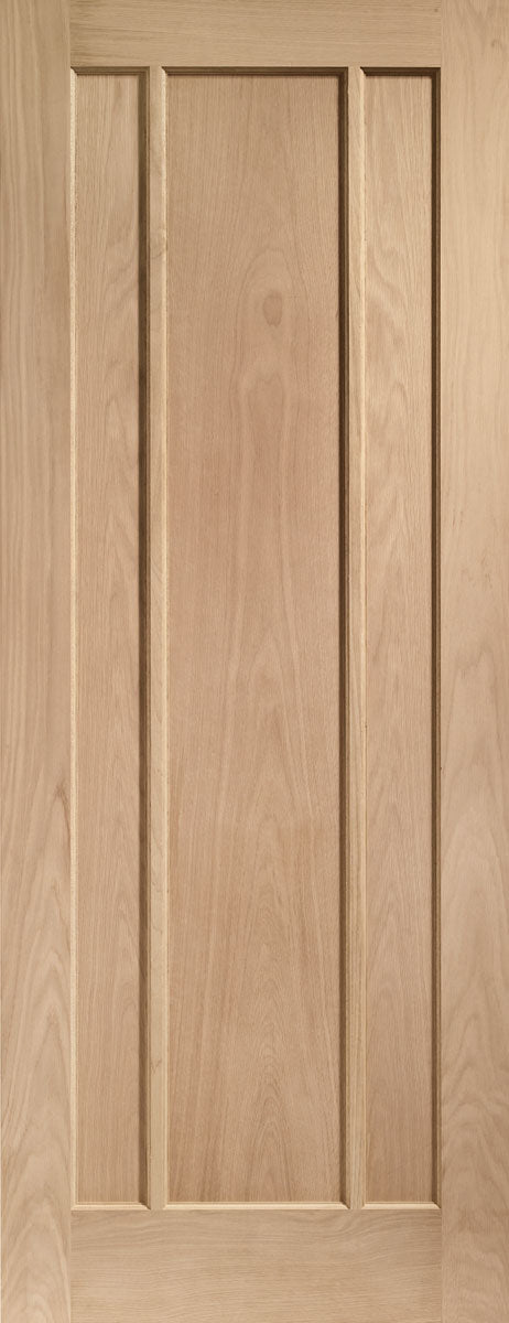 XL Joinery Oak Worcester Fire Door