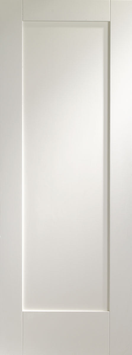 XL Joinery White Primed Pattern 10 Fire Door