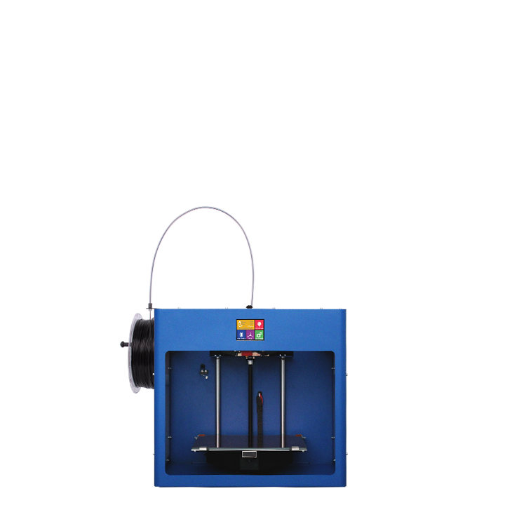 Craftbot Plus Pro Blue