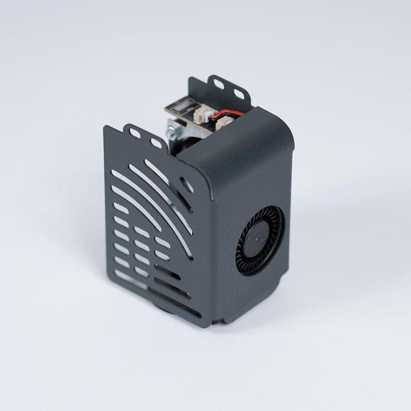 Craftbot Flow Idex / Idex XL Grey Extruder Fan Right