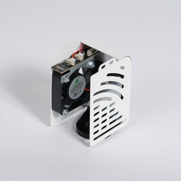 Craftbot Flow Idex White Extruder Fan Right
