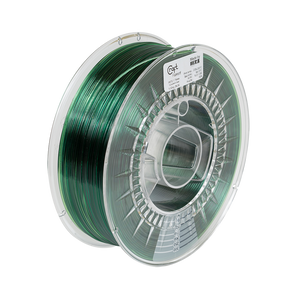 PET-G filament Transparent Green 1kg