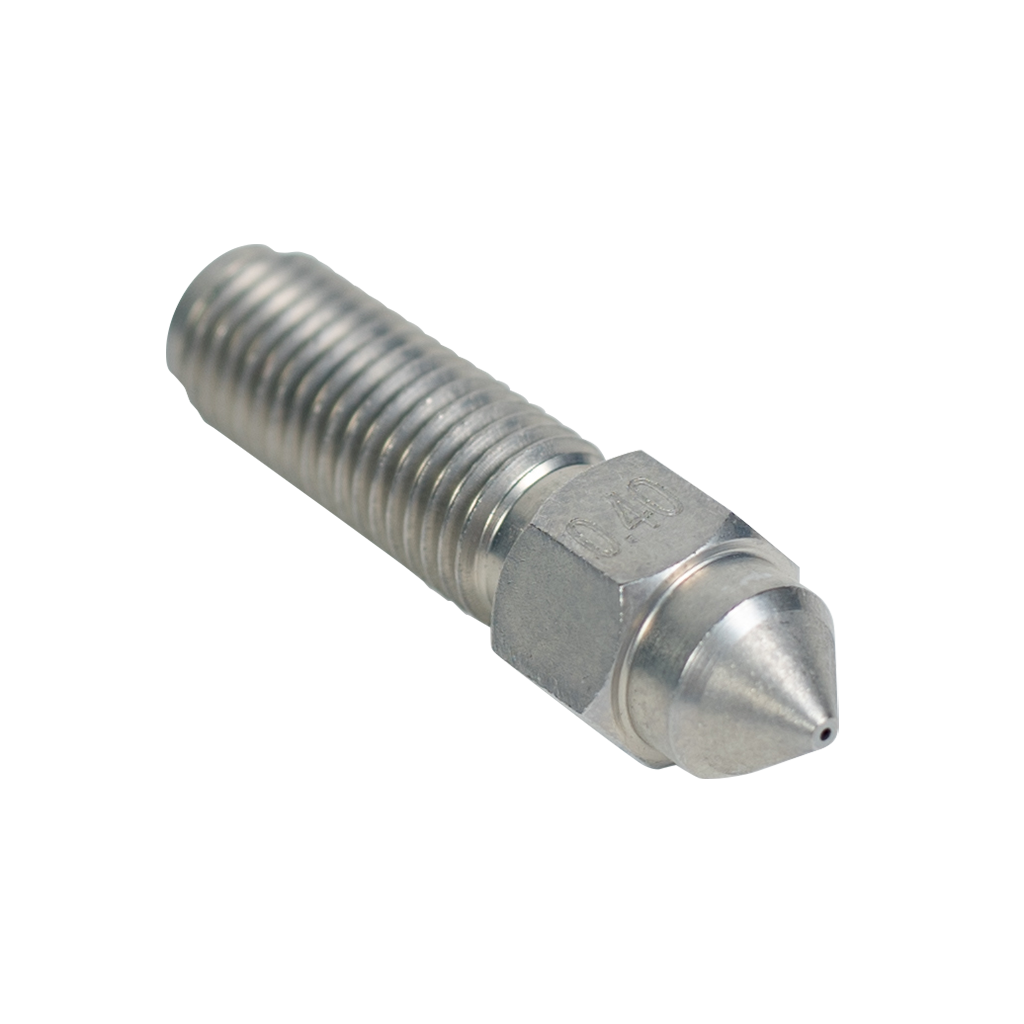 Craftbot Flow Gen Hardened Steel Nozzle 0.4 mm