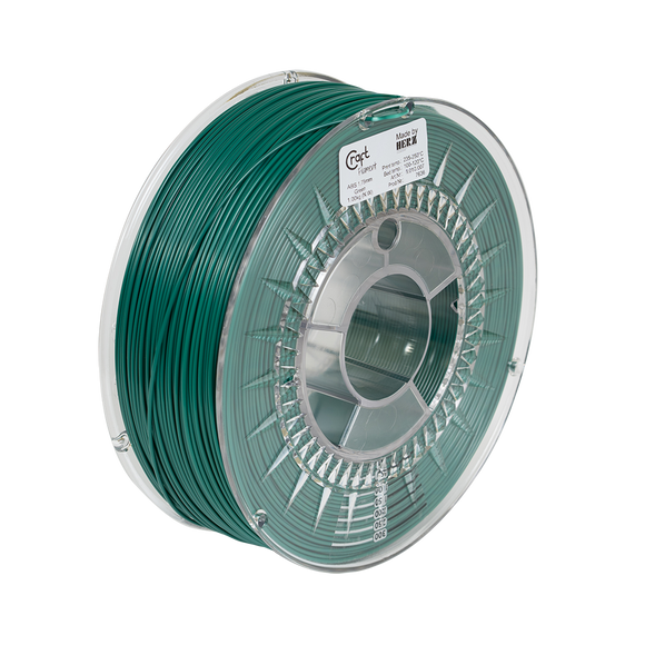 ABS filament Green 1kg