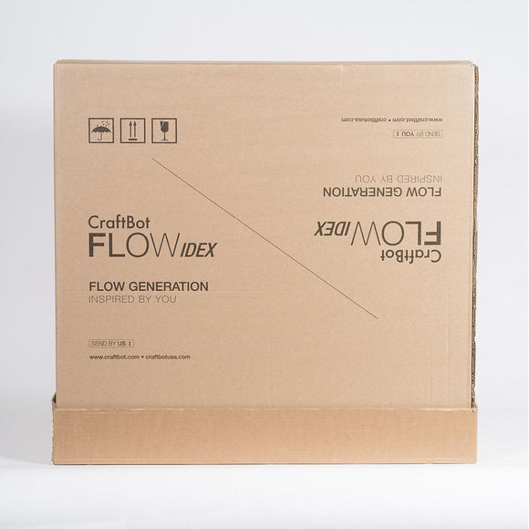 Craftbot Flow Idex Complete Packaging Set