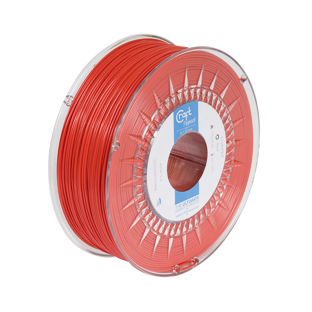 PET-G filament Red 1 kg