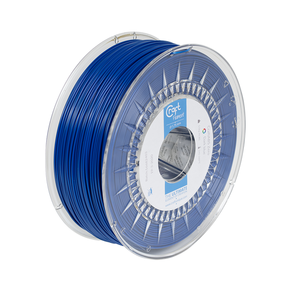 ABS Zero filament Dark Blue 1kg