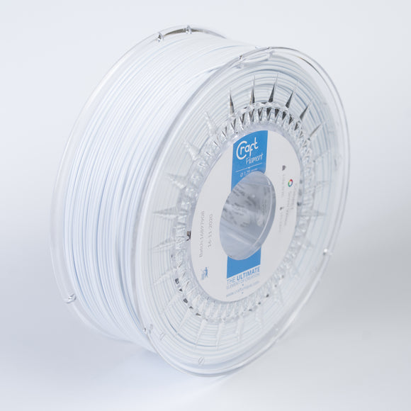 PET-G filament Snow White 1kg