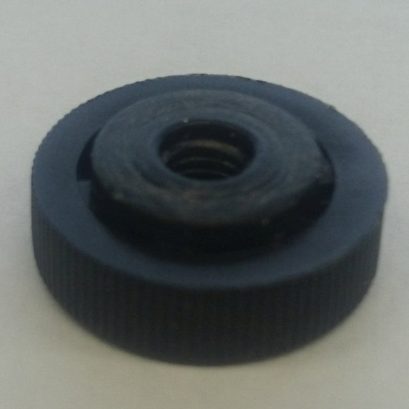 Craftbot 2 / Plus / Pro Knurled nut - Black