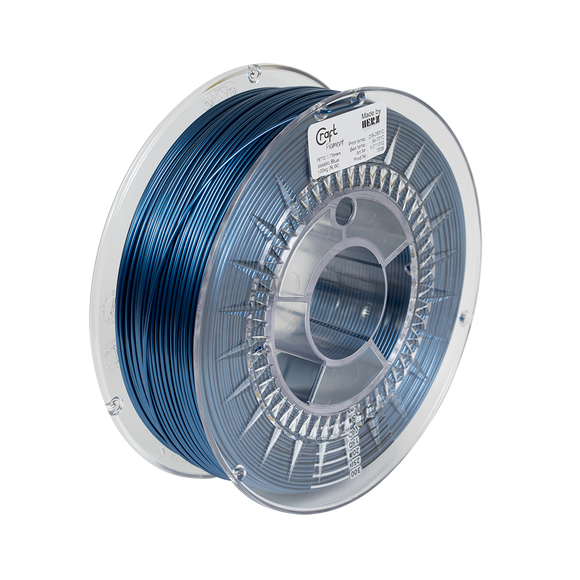 PET-G filament Metallic Blue 1kg
