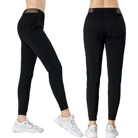 Sports Leggings Women Running Pants Quick Dry Loose Trainning Sport Pants Gym Workout Sweatpants