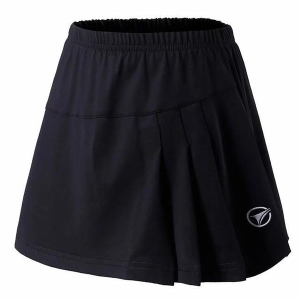 New Women Sports Skirt with Shorts for Women Badminton Table Tennis Skorts Breathable Anti Leakage