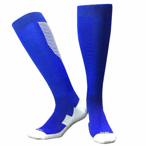 Men's socks Sports Anti Slip Soccer Socks Football Running Jogging Sport Long Stocking Over Knee
