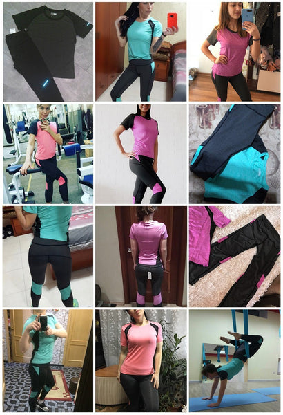 New Women Yoga Pants Hip Up Sport Leggins Women Fitness Running Leggings High Elastic Sport Skinny