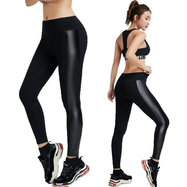 spring Female Sportswear Yoga Seamless Leggings Push Up Leggins Sports Trousers Exercise Fitness