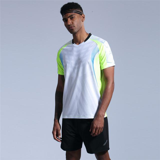 New Sports shirt Gym clothes Badminton Shirt Women/Men's Table Tennis shirt Quick dry sportswear