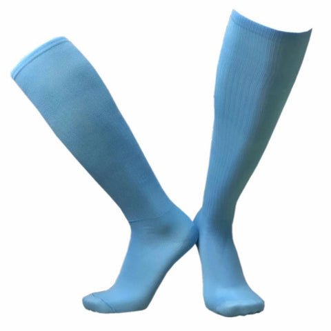 Women Men sport Socks Anti Slip Football Socks Male Kids running socks Cycling Polyester Long