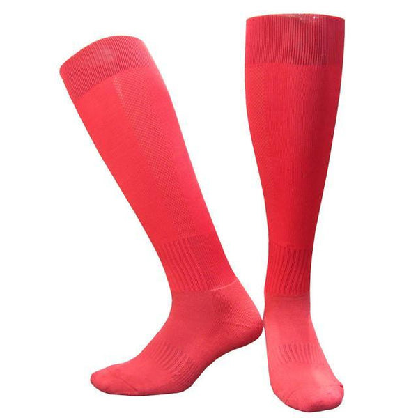 Professional Man Football Socks Breathable Sport Soccer Socks Anti Slip Long Stocking Trusox Outdoor