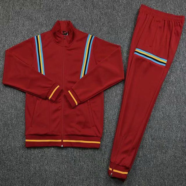 Winter Tracksuit for Men Soccer Jerseys Sets survetement Football Kit Futbol Running Jackets Men