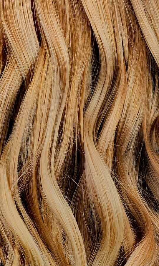 Ready to Order Root Touch Up Color Application in Dark Blonde
