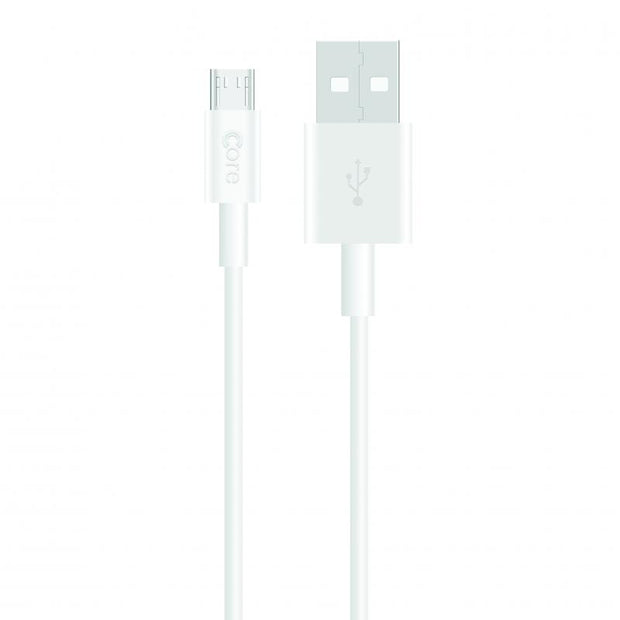 Micro USB Cable 1m White