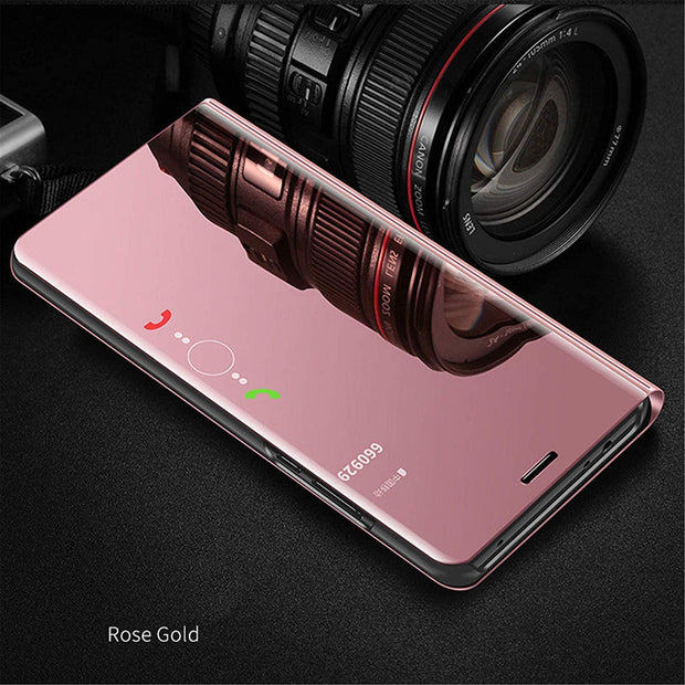 Samsung S20 Plus Mobile Phone Case Mirror Protective Cover