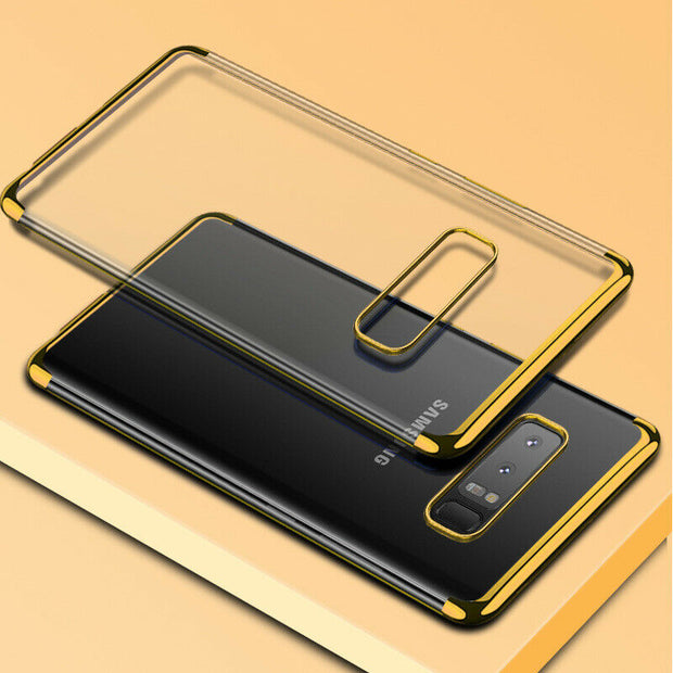Samsung S8 Plus Case Tpu Gel Silicone Plating Case Cover