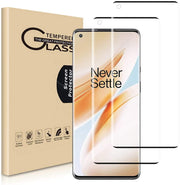 3D Full Coverage Tempered Glass Screen Protector for OnePlus 8 Pro