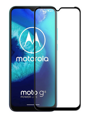 Tempered Full Glass Screen Protector For Motorola G8 Power Lite