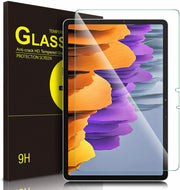 Samsung Galaxy Tab S7+ Tempered Glass Screen Protector T970 / T976B 12.4""