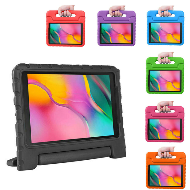 "Samsung Tab A7 10.4"" (2020) Full Body Case Handle Stand For Kids"