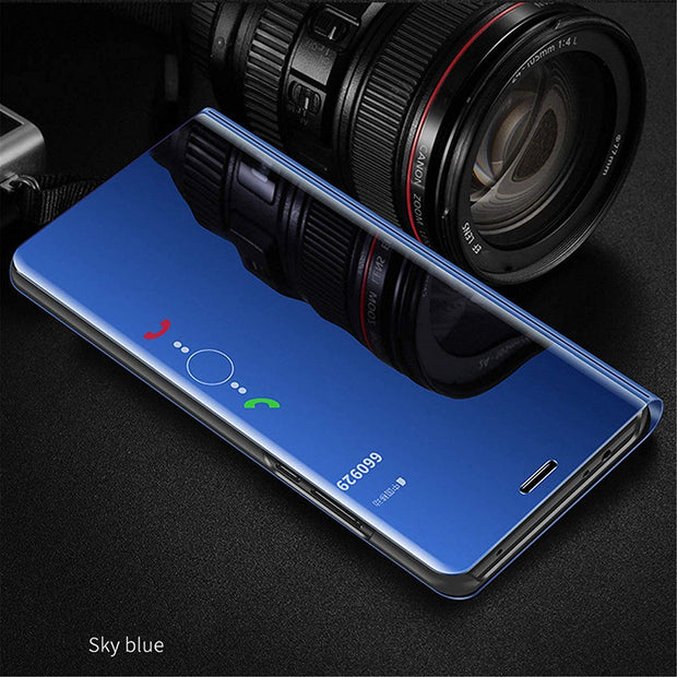 Samsung Galaxy S10e Mobile Phone Case Mirror Protective Cover