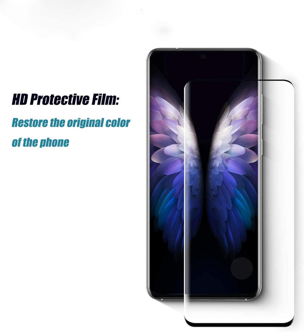 Samsung Note 10 Plus Tempered Glass Screen Protector