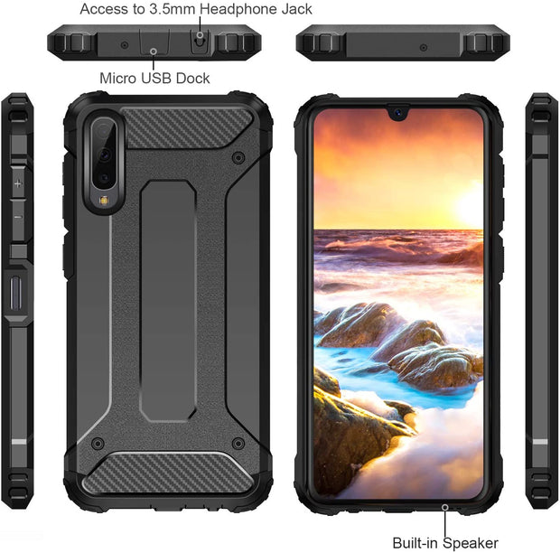 Samsung Galaxy A32 5G Tough Hard Heavy duty Armour Case