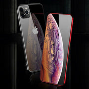Plating TPU Glossy Soft Slim Case Cover For iPhone XR