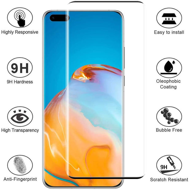 Huawei P20 Tempered Glass Screen Protector