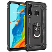Huawei P40 Shockproof Heavy Duty Ring Rugged Armor Case Cover