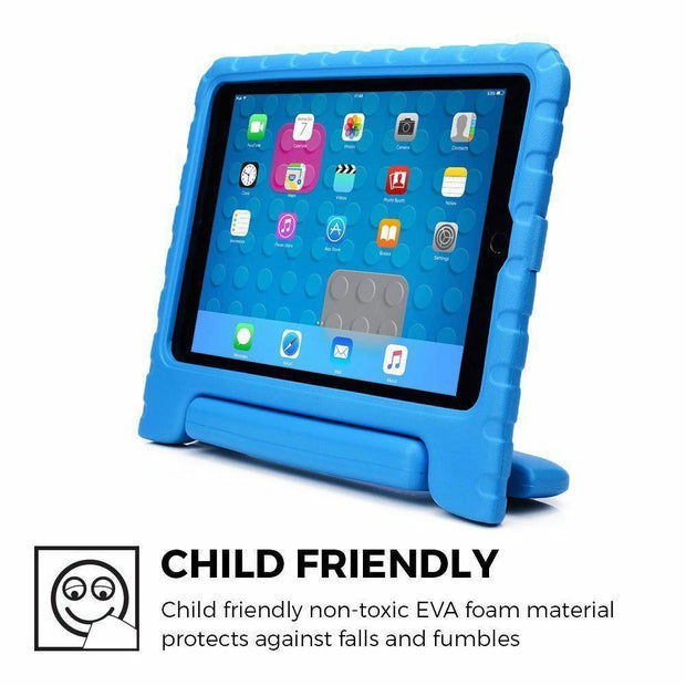 "Kids Shockproof iPad Case Cover EVA Foam Stand For iPad 10.2"" (8th Gen)"