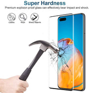 Huawei P40 Tempered Glass Screen Protector