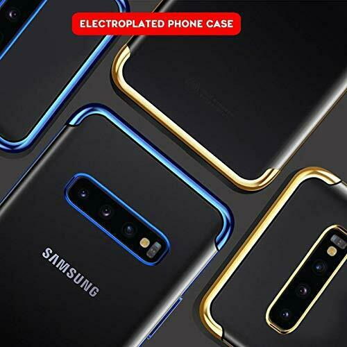 Samsung Galaxy S8 Case Tpu Gel Silicone Plating Case Cover