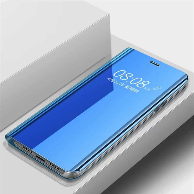 Samsung S8 Mobile Phone Case Mirror Protective Cover