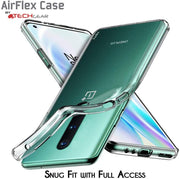 Flexible Soft Gel/TPU Cover with Soft Touch Keys Compatible with OnePlus Nord