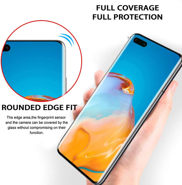 Huawei P40 Pro Tempered Glass Screen Protector