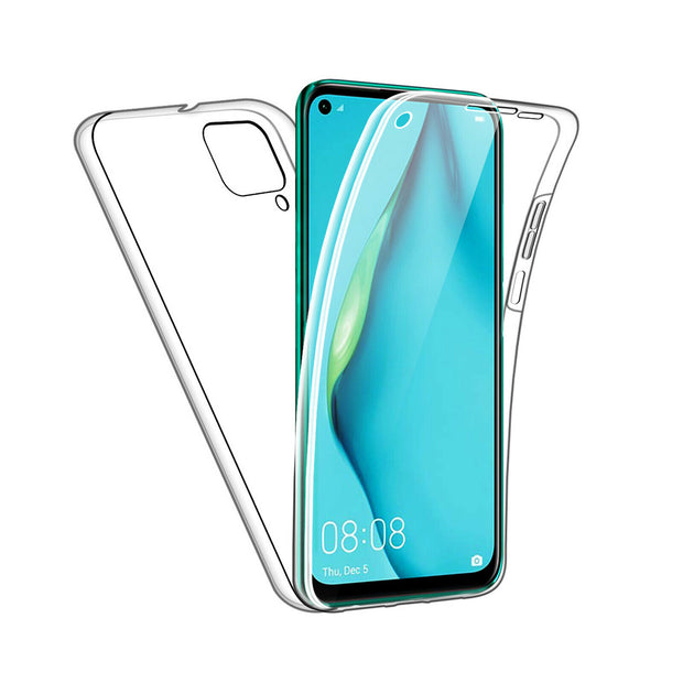 Full Protection Gel Silicone Case Cover For Huawei P40 Lite