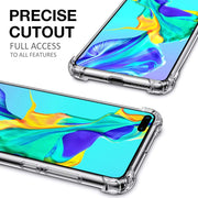 For Huawei P30 Lite Shockproof Cover Silicone Bumper Gel Mobile Phone Case