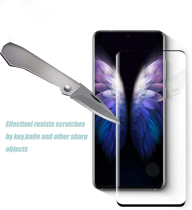 Samsung Galaxy A12 Tempered Glass Screen Protector