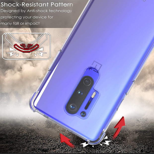 Shockproof Soft TPU Rubber Skin Silicone Protective case for OnePlus Nord