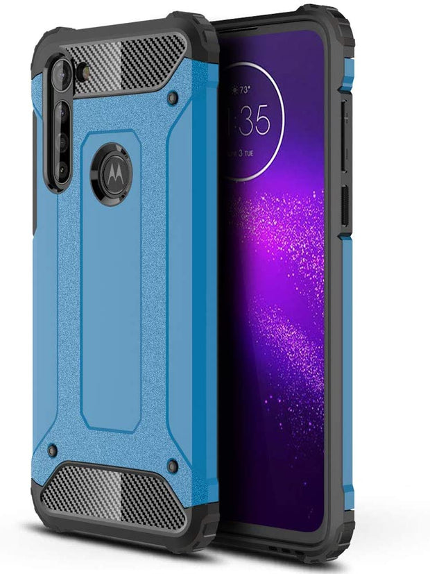 ShockProof, Rugged, Sturdy, Heavy Duty Protective Case Cover Motorola G8 Power