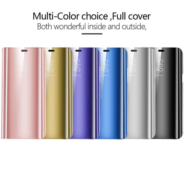 Huawei P Smart 2020 Mobile Phone Case Mirror Protective Cover