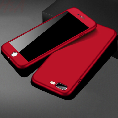 CASE For iPhone 5/5s/SE Shockproof 360° Full Body Cover Protective Hybrid case